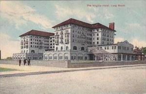 California Long Beach Virginia Hotel 1909