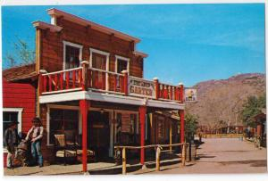 Frontier Town, Big Oak Ranch, El Cajon CA
