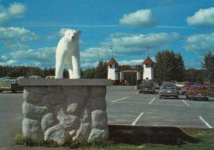 ST.-FELICIEN, Quebec, Canada, PU-1982; Jardin Zoologique, Entrance, Polar Bea...