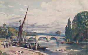 RICHMOND , London , England , UK , 1900-10s ; Bridge , TUCK 6251