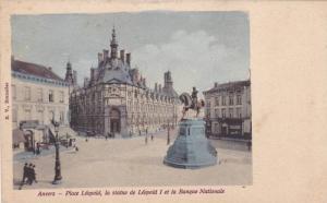 Anvers , Belgium , 00-10s ; Place Leopold