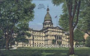 State Capitol Lansing MI 1943