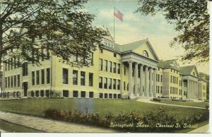 Springfield, Mass., Chestnut Street School