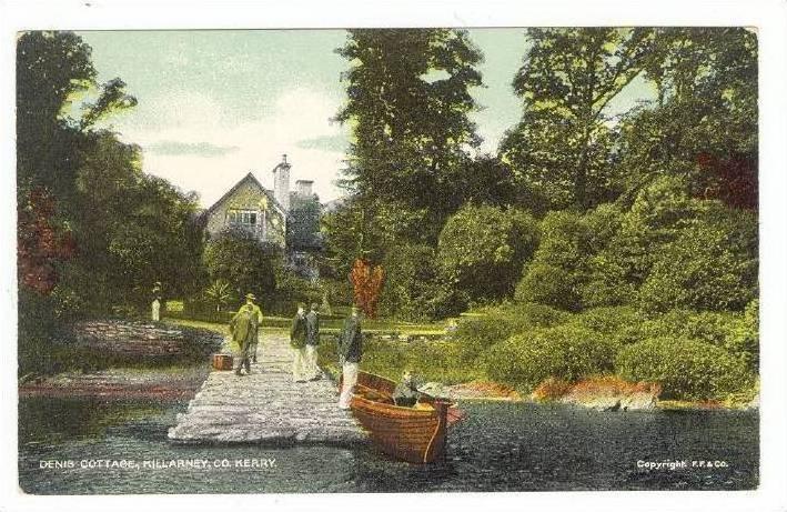 Boat Landing, Denis Cottage, Killarney, Co. Kerry, Ireland, 00-10s