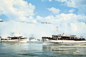 NY - Niagara Falls, Maid of the Mist