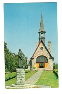Evangeline Memorial Church, Grand Pre, Nova Scotia,