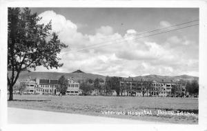Boise Idaho 1937 Veterans Hospital RPPC Photo Postcard 5668