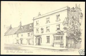 gloucestershire, CAMPDEN, King's Arms Hotel (ca. 1930)
