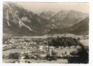 RP, Sonnlagshorn, Ruhpolding (Bavaria), Germany, 20-40s