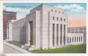 Tennessee Chattanooga Post Office