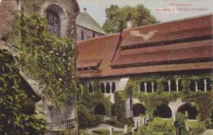 Kreuzgang u. 1000 Jahr. Rosenstock, Hildesheim (Lower Saxony), Germany, 1900-...