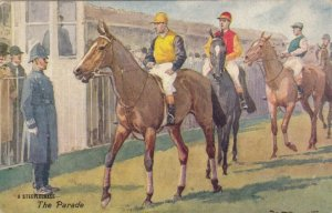 AS: Horse Racing ; Steeplechase , The Parade , 00-10s