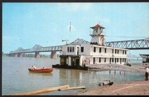 KY LOUISVILLE  U.S. Coast Guard Station George Rogers Clark Memorial Bridge - C