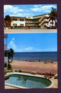 FL Sands Apartment Motel HOLLYWOOD BEACH FLORIDA PC