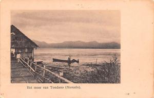 Indonesia, Republik Indonesia Het meer van Tondano Menado  Het meer van Tonda...