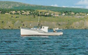 HOLYROOD, Newfoundland, Canada, 1940-1960's; Tuna Boats