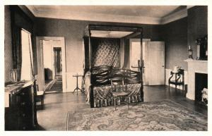 Thomaston, ME, Montpelier, Gold Room or State Bedroom, Vintage Postcard f8585