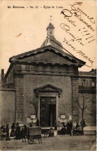 CPA Saint Etienne. Eglise St. Louis. (665272)