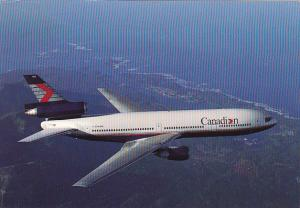 Canadian Airlines International dc 10-30