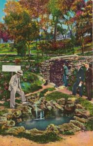 Arkansas Hot Springs Smallest Of 47 Hot Springs