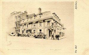 UK - England, Aylesbury. The Bell Hotel