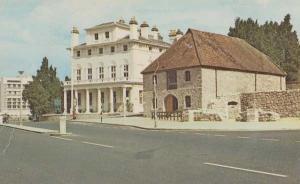 Southampton Royal Yacht Club 1970s Postcard