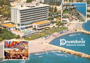 Postcard Poseidonia Beach Hotel, Limassol, Cyprus #761