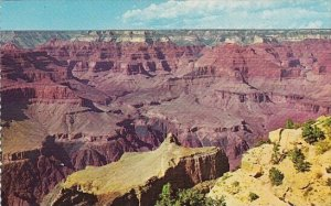 Arizona Grand Canyon National Park From Powell Memorial Point