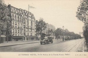PARIS , France , 00-10s ; Le Terrass' Hotel