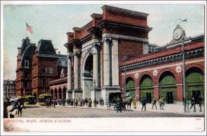 North Station, Boston MA