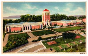 California San Francisco ,  Memorial Museum, Golden Gate park