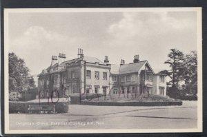 Yorkshire Postcard - Deighton Grove, Crockey Hill, York   HM597