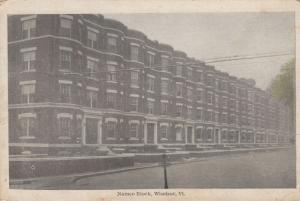 WINDSOR , Vermont , PU-1921 ; Namco Block