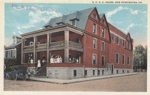 NEW KENSINGTON , Pennsylvania , 1910s ; B.P.O.E. (ELKs) House