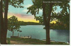 Macomb, Ill., Spring Lake