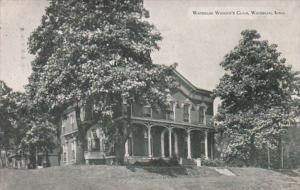 Iowa Waterloo Woman's Club 1924