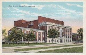 BARTLESVILLE , Oklahoma , 1910s ; Civic Center