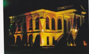 Night View, Chilliwack City Hall, Chilliwack, British Columbia, Canada, 40-60´s