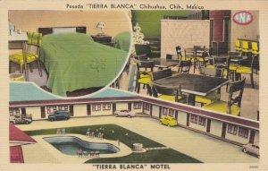 Mexico Chihuahua Tierra Blanca Motel sk3337