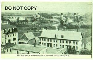 Woodbury Shoe Co. & Derry Shoe Co. Derry NH