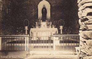 RP: Shrine of St Frances Xavier Cabrini , Mt Vernon , Canon Road , Colorado ,...