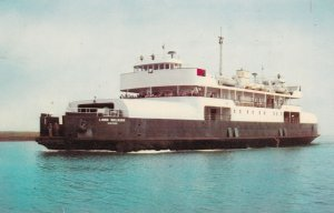 WOODS ISLANDS, Prince Edward Island 50-60s M. V. Lord Selkirk:  Ferry