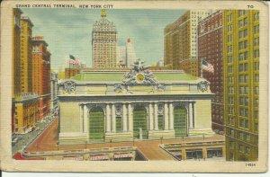 New York City, Grand Central Terminal New York