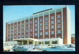 Anderson, South Carolina/SC Postcard, Memorial Hospital, 1960's Cars