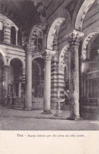 Duomo Interno Per Alto Preso Da Altro Punto, Pisa (Tuscany), Italy, 1900-1910s