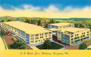 LL Bean Inc Freeport, ME, USA Advertising Unused