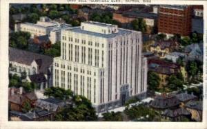 Ohio Bell Telephone Building Dayton OH Unused