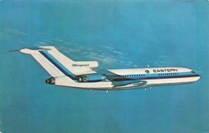 Eastern Airlines, Boeing 727 Whisperjet, Postcard, Unused