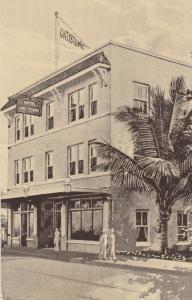MIAMI , Florida, 1900-10s ; Hotel Greystone