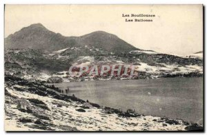 Old Postcard Bouillouses Las Bullosas
